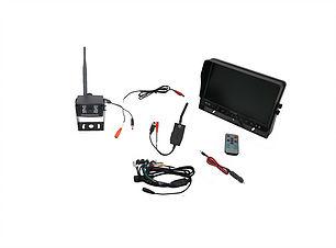 Visionworks 10 in. Monitor & Digital Wireless Camera System
