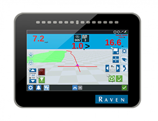 Raven CR7 Field Computer with 500S Smart Antenna
