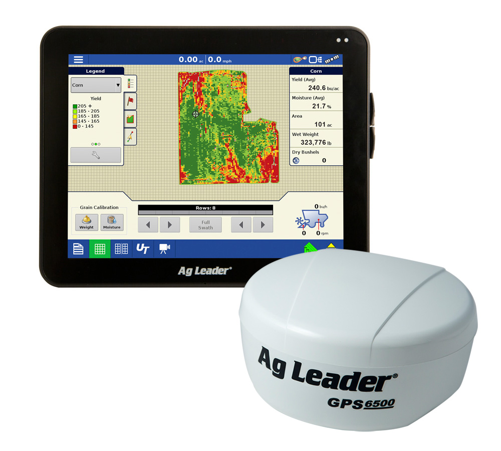 Ag Leader InCommand 1200 and GPS 6500 Bundle