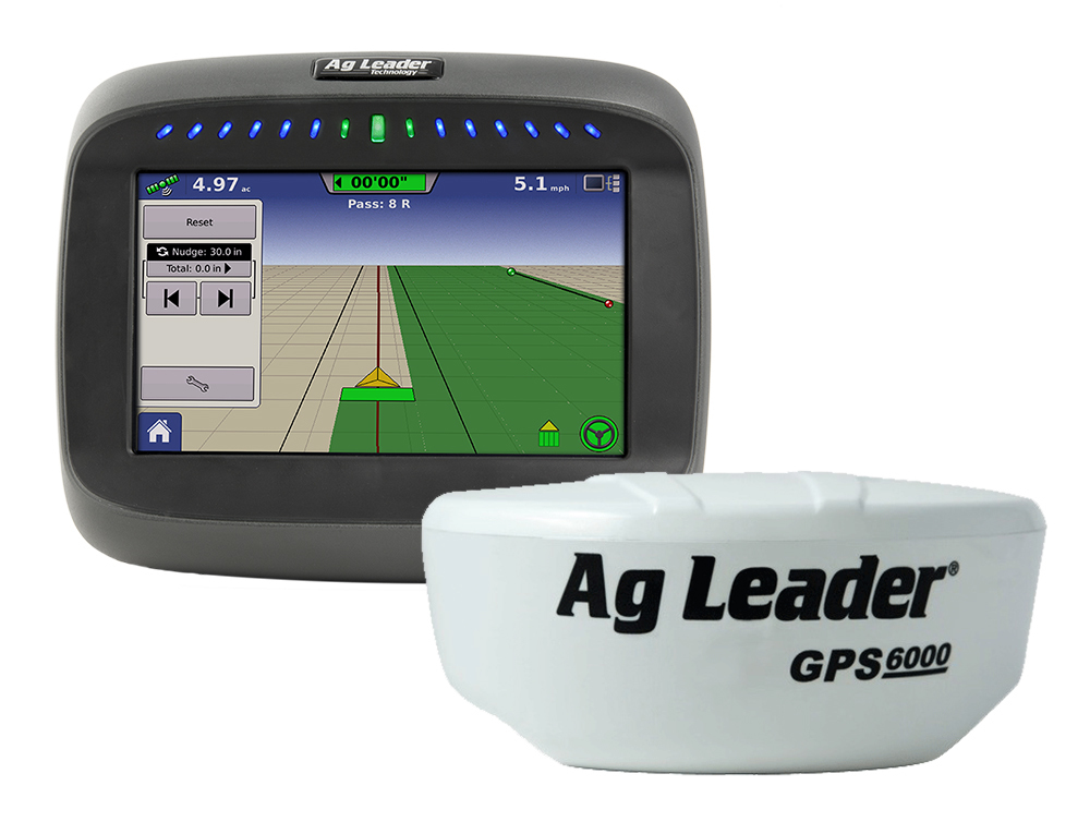 Ag Leader Compass Display and GPS 6000 Bundle
