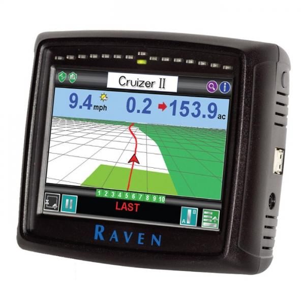 Raven Cruizer II & PATCH Antenna