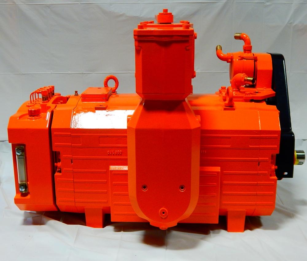 Moro PM2000 833 CFM Liquid Cooled Pump