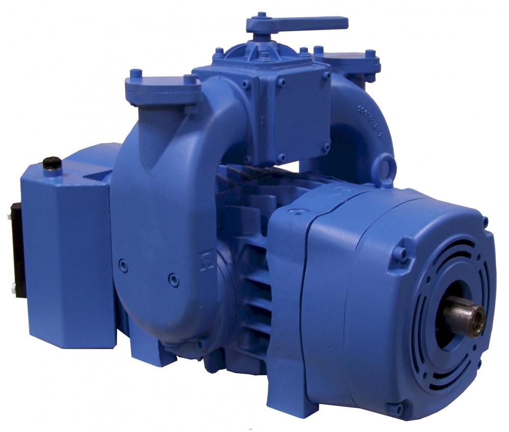 Moro M100T 460 CFM Fan Cooled Pump
