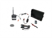 Visionworks 10 in. AHD Octi View Monitor & Wireless Camera Kit