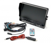 Visionworks 10 in. AHD Octi View Monitor Package