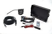Visionworks 10 in. Quad View Monitor & Camera Kit
