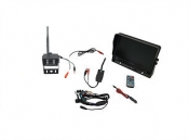 Vision Works 10 in. Monitor & Digital Wireless Camera System