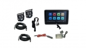 Vision Works 10 in. Touch Screen Monitor & Two Camera System