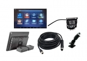 Visionworks T-12 Android 12 in. Touch Screen Android Monitor & Camera Kit
