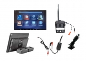 Visionworks T-12 Android 12 in. Touch Screen Android Monitor & Wireless Camera Kit