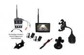 Visionworks 5 in. High Definition Monitor & Digital Wireless Camera RV Kit