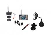 Visionworks 5 in. High Definition Monitor & Digital Wireless Camera Kit