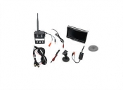 Visionworks 5 in. Monitor & Digital Wireless Camera Kit