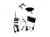 Visionworks 5 in. Monitor & Digital Wireless Camera & RV Kit