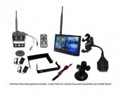 Visionworks 7 in. High Definition Monitor & Digital Wireless Camera Kit