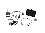 Visionworks 7 in. Monitor & Digital Wireless Camera Kit