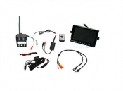 Vision Works 7 in. Monitor & Digital Wireless Camera System