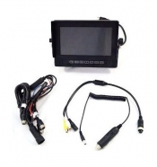 Vision Works 7 in. Weatherproof Monitor Package