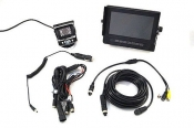 Visionworks Weatherproof 7 in. Weatherproof Monitor & Camera System
