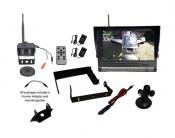Visionworks 9 in. High Definition Monitor & Digital Wireless Camera RV Kit