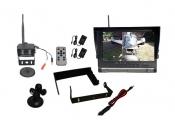 Visionworks 9 in. High Definition Monitor & Digital Wireless Camera Kit