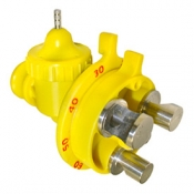 Turbo Floater Nozzle with Check Valve, High Volume