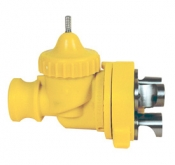 Turbo Floater Nozzle with Check Valve, Low Volume