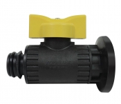 KZ Valve TX2 Manual Ball Valve QD Connection Fitting M100 Flange Valve