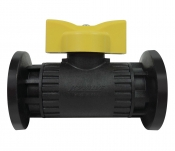 KZ Valve TX2 Manual Ball Valve M100 Flange Connection Fitting M100 Flange Valve