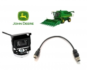Visionworks Camera, Adapter and 30 ft. Cable Bundle - John Deere Combines