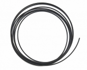 Smucker Weed Wiper Black Poly Tubing 1/8