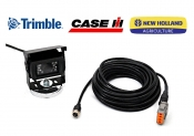 Visionworks Camera, Adapter and 30 ft. Cable Bundle - Trimble/Case/IH