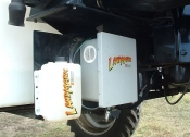 Smucker LandMark Injection Marker Truck Air System