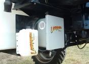 Smucker LandMark Injection Marker Truck Air System