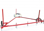 Smucker Weed Wiper 10 ft. Pull Type