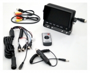 Vision Works 5 in. Heavy Duty Monitor Package