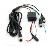 Vision Works Wiring harness for 7 in. Cabled Monitor