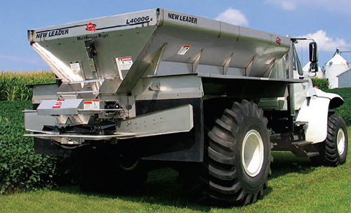 New Stahly Dry Ag Equipment