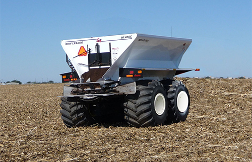 Stahly NL450C Compost Spreader