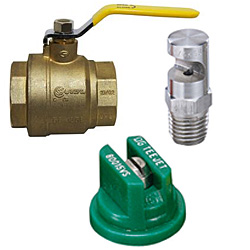 Stahly Valves, Shut Offs and Nozzles